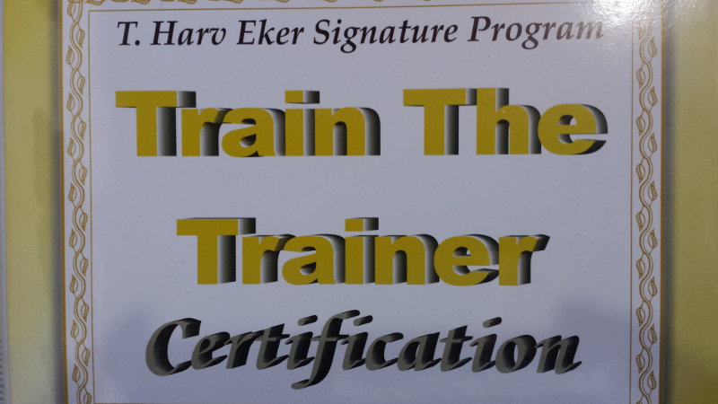 Train the Trainner